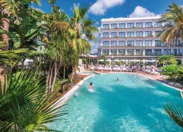 Hotel Stella Et Spa Pineda De Mar